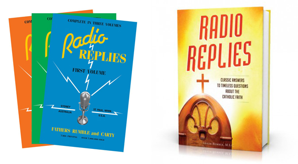 Radio Replies books